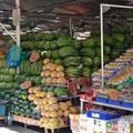 Marché aux fruits et légumes, Dubai