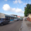 Hillsborough Hauptort von Carriacou