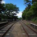 Ein Stück fährt die alte Bahn noch