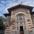 Ausflug nach Fort de France, Bibliothek Schölcher
