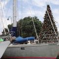 Weihnachten am Hafen
