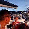 Sundowner in Pesaro