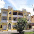 Und koloniale Bauten