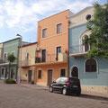 Gasse in Portoscuso