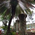 Ein gepflegter Gastgarten