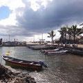 Kleiner Hafen von Hanga Roa