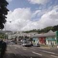 Näher beim Meer Einkaufszentren und Siedlungen