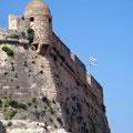 Zitadelle/Fortezza Rethimnon