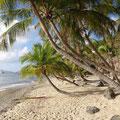 Strand auf Cooper Island