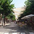 Geschäftsstraße Mahon