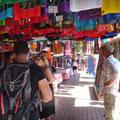 Markt in Tahiti