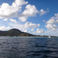 Grand Case mit vorgelagerter Insel zum Schnorcheln