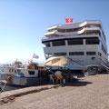 Preveza Hafen