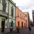 Schöne historische Bauten in La Laguna