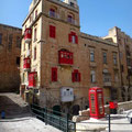 Malta ein bisschen britisch