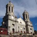 Eine große Kathedrale, derzeit wird renoviert