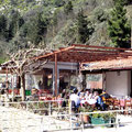 Taverne in Theriso, ein Geheimtip