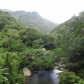 Flüsse, Wasserfälle und Urwald