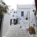 Viele schöne Häuser