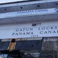 Gartun Lock sind drei Schleusen hintereinander auf der Atlantikseite