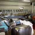 Die Käserei in Piancada