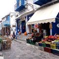 Läden und Lokale im Hafenviertel