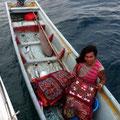 Lisa, eine bekannte Molaverkäuferin