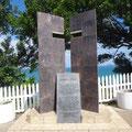 Denkmal Carib Leap