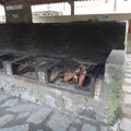 Grillplatz Refugio El Pilar