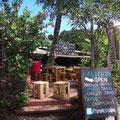 Der Ort ein sauberer Touristenort