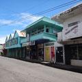 St. John, eine typisch karibische Hauptstadt