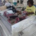 Fischmarkt in St Georges