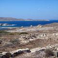 Die Ausgrabungen auf Dilos
