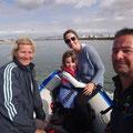 Beibootfahrt zur Seven Seas