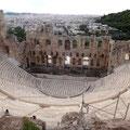 Antikes Theater Athen