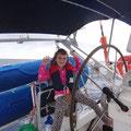 Überfahrt nach Guadeloupe
