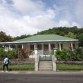 Immer wieder schön renovierte Kolonialhäuser