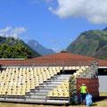 Bühne für die Festveranstaltung