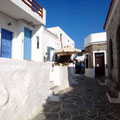 Gasse in Kythnos