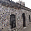 Auch hier alte, teilweise renovierte Häuser