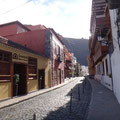 Straße in Garachico