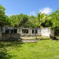 Viele verfallene Häuser