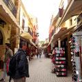 In Chanias Altstadt kennen wir jede Gasse