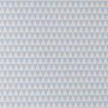 2 Dreiecke Hellblau/Natur