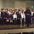 広島少年合唱隊との交流会