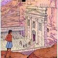 Le tombeau du soldat romain