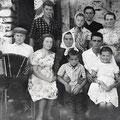 Бурдаков В.И. в кругу семьи
