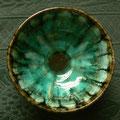 Petit bol vert - Najo - 9cm de diamètre