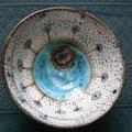 Petit bol rond bleu - Najo - 9cm de diamètre