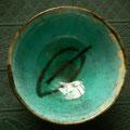 Petit bol feuille - Najo - 9cm de diamètre